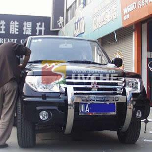猎豹飞腾改装改装三菱全车标 十一件套高清图片