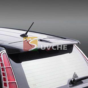 本田CRV改装 尾翼 定风翼高清图片