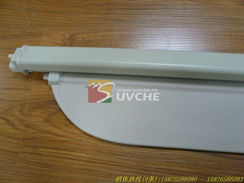 商品名称 供应现代途胜专用后备箱遮物帘高清图片