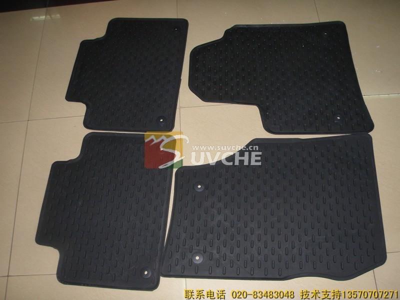 【卡宴橡胶脚垫】地胶/脚垫/地毯/后备箱垫价格_厂家
