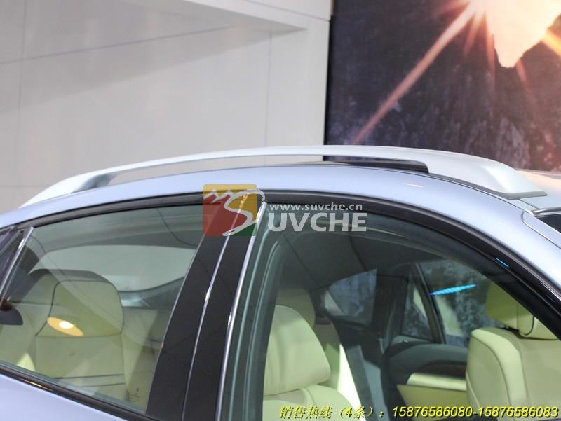 宝马x6个性化车顶行李架(银色)