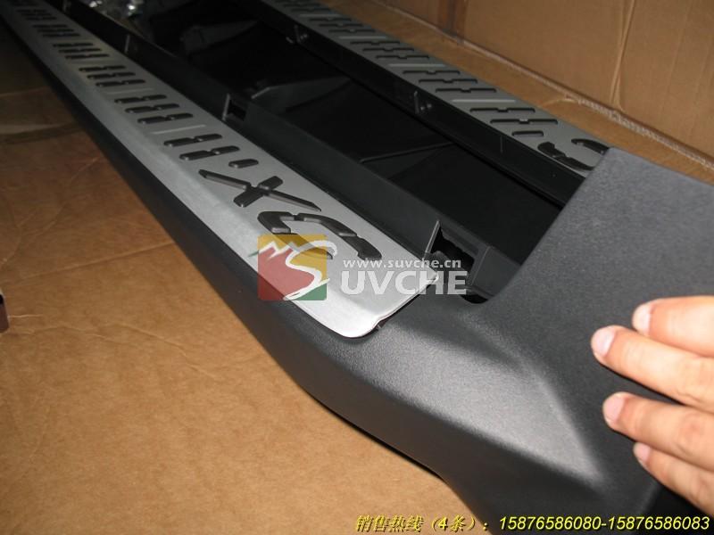 xc60原厂脚踏板  沃尔沃xc60原厂脚踏板产品由迈客汽车用品高清图片