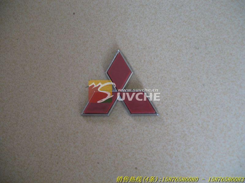 小三菱LOGO标:-猎豹飞腾改装三菱全车标 十一件套高清图片