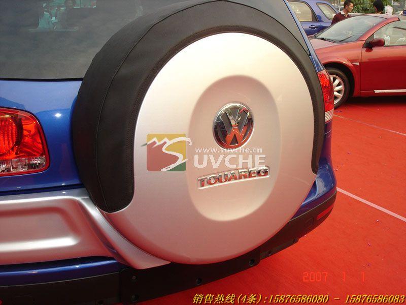 深圳越野车改装 汽车外观件批发r欧美汽车装饰改装 大众 途锐 02高清图片